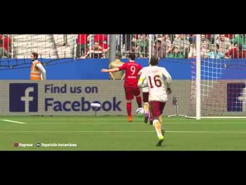 FIFA 16 skills y Tricks in Real Football HD| Gladeitorblack gameplay