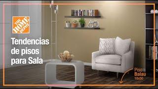 Tendencia de pisos para sala