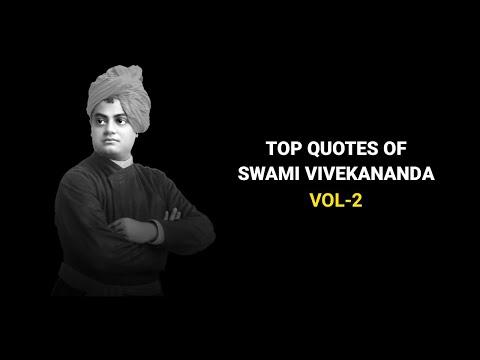 Top motivational quotes by Swami Vivekananda - Vol 2