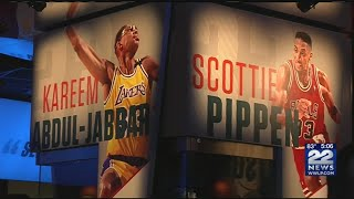 Basketball Hall of Fame celebrating completion of multi-million dollar renovation