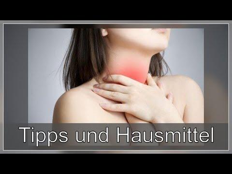 Die Behandlung schejnogo der Osteochondrose-Übung