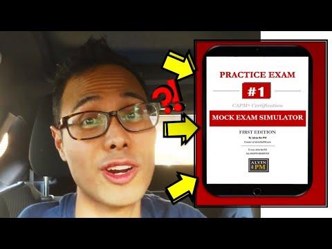ULTIMATE CAPM Exam Simulator LAUNCHED!! | CAPM Exam Prep ...