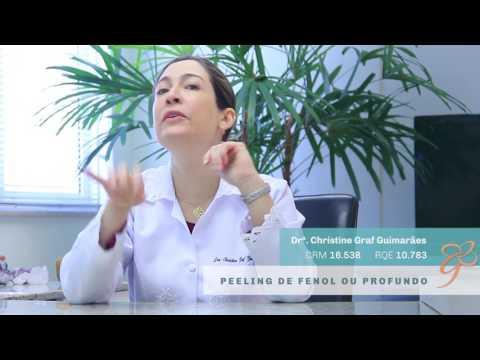 Dermatologia: Peeling Profundo - Vídeos | Clínica GrafGuimarães