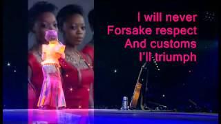 Zahara   Bomi endibaziyo the life I know ft  Anele   Neliswa English lyrics