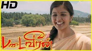 Padaiveeran   Vijay Yesudas's friends stops Amritha's marriage   Amritha falls for Vijay Yesudas