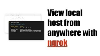 Ngrok Not Connecting Termux