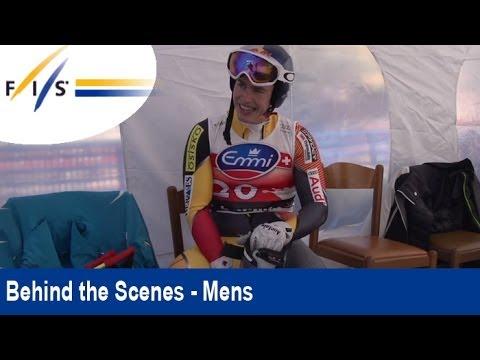 FIS Weltcup in Bormio: Hinter den Kulissen