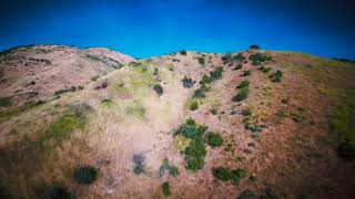 DJI fpv mountain run