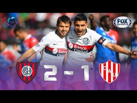 LIDERANÇA ISOLADA! Veja os melhores momentos da vitória do San Lorenzo sobre o Unión Santa Fe