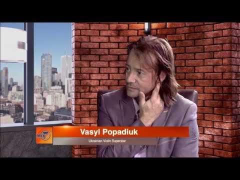 Звездный скрипач Василий Попадюк!