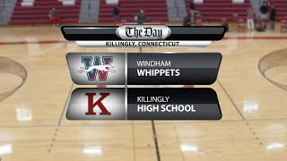Full replay: ECC North Girls' Basketball Final - Windham at Killingly