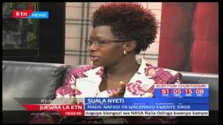 Jukwaa la KTN: Suala Nyeti - Nafasi ya walemavu kwenye siasa - [Sehemu ya tatu]