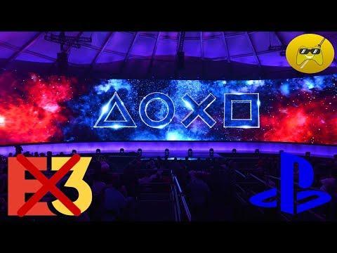 SONY no irá al E3 2019 ¿PLAYSTATION 5?
