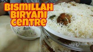Bismillah Biryani Centre   BEST BIRYANI   AIROLI
