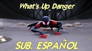 What's Up Danger sub. español Spider-Man OST. Blackway & Black Caviar