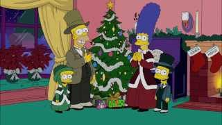 12 days of christmas Los Simpsons 21x06