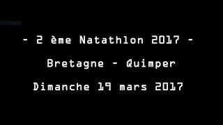 2 ème natathlon 2017 Bretagne – Quimper le 19 mars