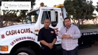 Cash For Car San Diego 619-920-0833
