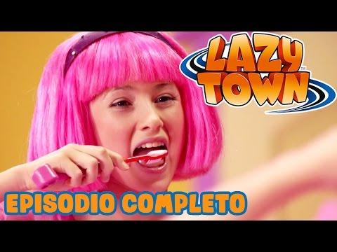 Lazy Town en Español | Feliz Día del Cepillo de Dientes | Temporada 1 Episodio Completo