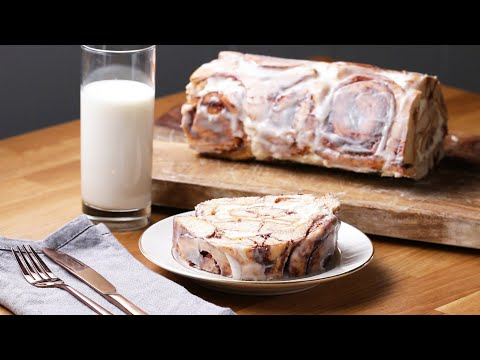 Cinnamon Swiss Roll