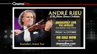 André Rieu's 2009 Australian Arena Tour