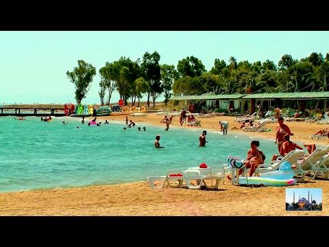 Пляжи Турции. Анталийское побережье
