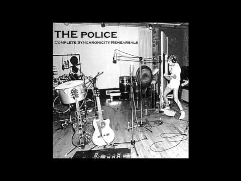 The Police One World - Synchronicity Rehearsals