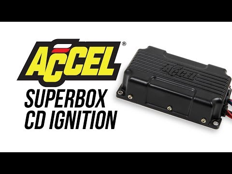 Accel SuperBox CD Ignition
