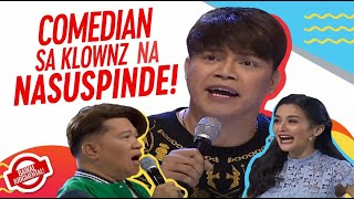 Comedian sa Klownz na NASUSPINDE! | Bawal Judgmental | December 13, 2019