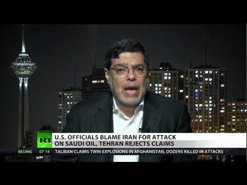 If Iran behind attack, 'US military worthless' - Tehran prof