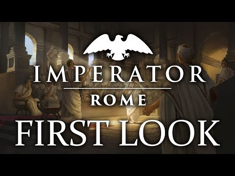 FIRST LOOK | Imperator: Rome thumbnail