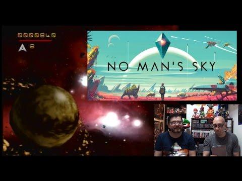 No Man´s Sky y sus promesas rotas. Jugando: Asteroids Hyper 64. Temas Selectos.