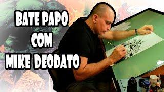 MIKE DEODATO Carreira Marvel E Muito Mais - Eric Blake Entrevista