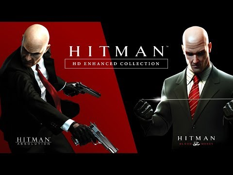 HITMAN HD Enhanced Collection - Launch Trailer thumbnail