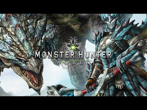 MONSTER HUNTER: WORLD All Cutscenes (Game Movie) 1080p HD