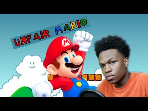 This Mario is really unfair.....