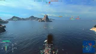 World of Warships. Военно Морские Сражения. Бои Военных Кораблей.