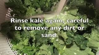 Sauteed Kale & Garlic Recipes