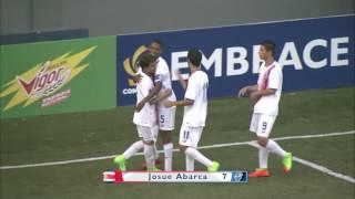 Esta tarde LaSeleSub17 derrotó 30 a su similar de Surinam en el Premundial de la CONCACAF