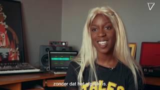 Meet The Vooruit Resident: Charlotte Adigéry