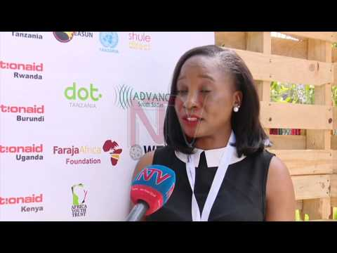 Youth discuss business, innovations, capital