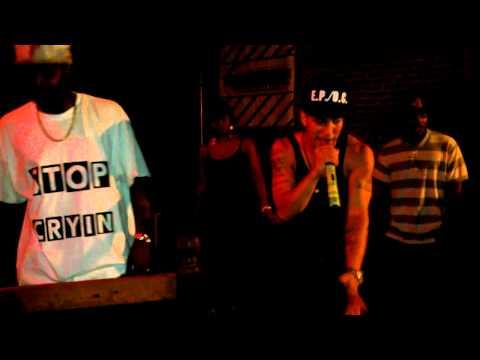 B.Mills LIVE @ The Seabash 8/17/12