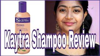 Ambikapillai KAYTRA Shampoo For Frizzy Hair Review  SimplystyleUnni  malayalam Youtuber  beauty