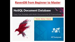RavenDB - Query and full text search | RVDB from Starter to Master Session 2