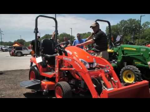 2020 Kubota BX1880 in Beaver Dam, Wisconsin - Video 1