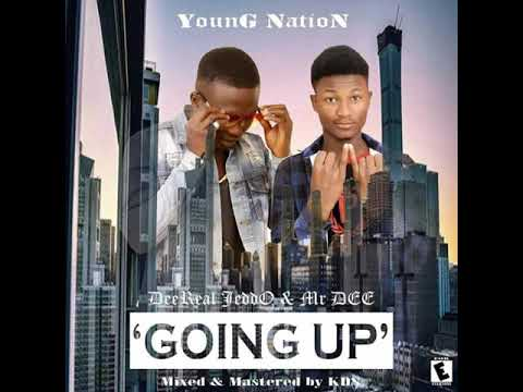 Deereal Jedo-Going Up (Meek Mill ft Drake Going Bad) Cover ft Mr Dee The Fulani Rapper