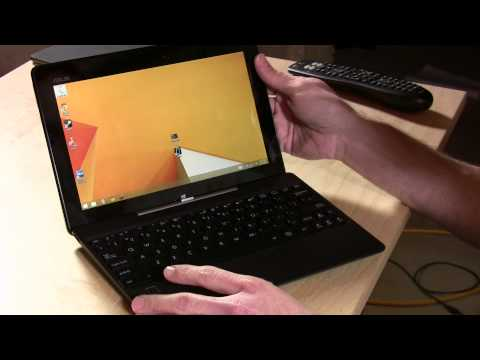ASUS Transformer Book T100 (T100-TA-C1-GR) Tablet Review - Hardware & Gaming