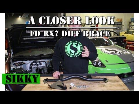 مشاهدة وتحميل فيديو Mazda RX7 FD Differential Brace Upgrade