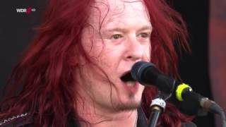 Arch Enemy - War Eternal & Avalanche (Live @ Full Force 2015)