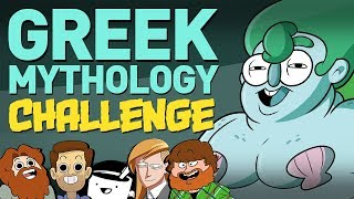 Greek Mythology Drawing Challenge